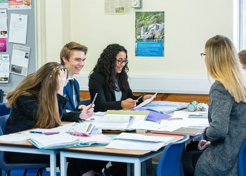 Sixth Form Open Evening - one week today