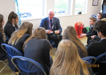 Year 9 students prepare for GCSE options