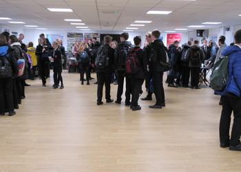 Local companies attend Apprentice Awareness event