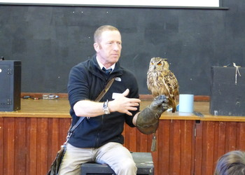 Birds of Prey at The Downs School