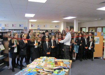 Bring your books in for the Annual Book Grab