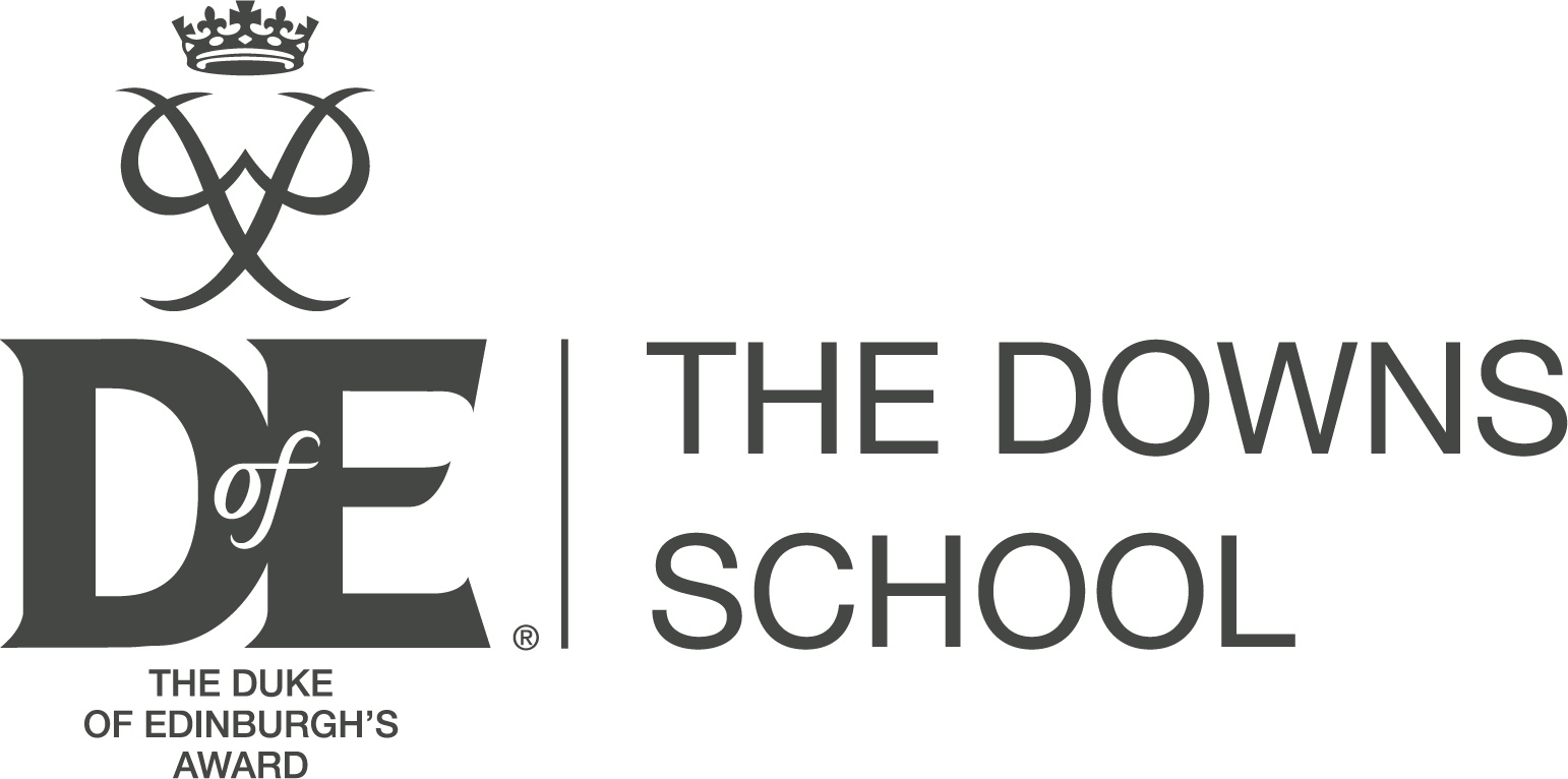 DofE logo The Downs School