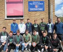 Sixth Form1 football team