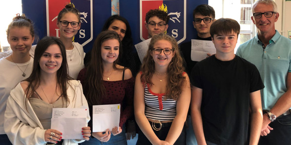 Outstanding A Level results for The Downs School