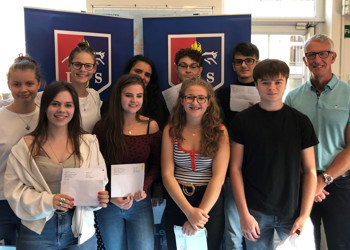 Year 13 students achieve fantastic results at The Downs School