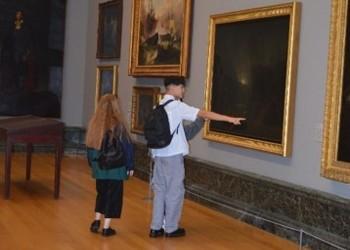 Art trip to The Tate Modern