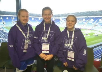 The Downs School appoints new female football ambassadors