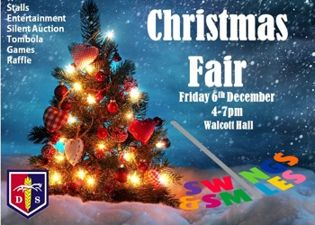 Chrstmas Fair takes place tomorrow