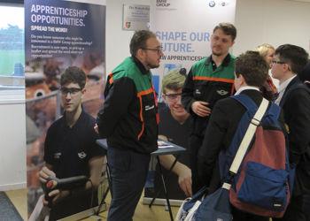 Successful Apprenticeship event