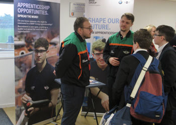 Successful Apprenticeship event