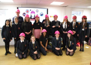 Engineering career opportunities event for Years 7 -9 girls