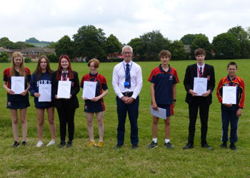Year 10 Design Technology students win Bronze and Highly Commended awards at the National Schools Starpack Design Awards