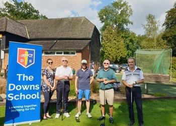 First ever 'Downs Open' golf event a great success